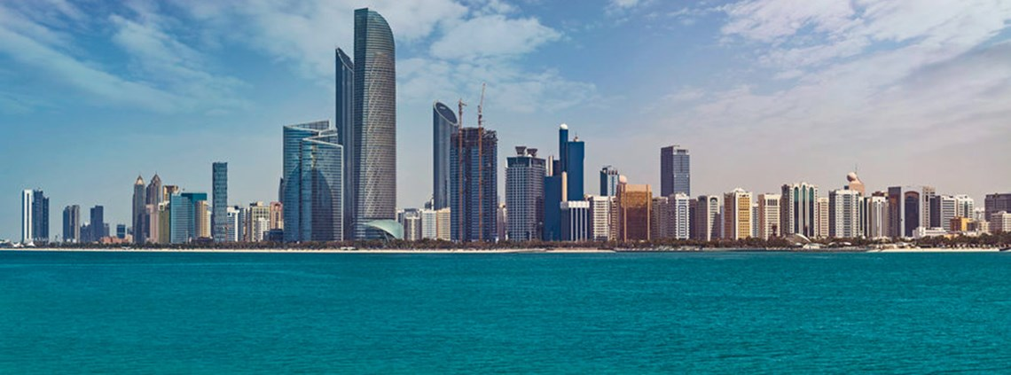 Abu Dhabi faces challenges from high water salinity and fish depletion © 123RF