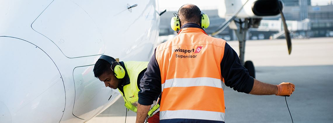 Swissport is rolling out a global cloud-based procurement system ©Swissport
