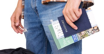 Critics of the contract award said that the UK's new blue passports should be produced by a British firm © 123RF