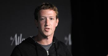 Facebook chief executive Mark Zuckerberg apologised for the data breach yesterday ©Olivier Douliery/ABACA USA/PA Images