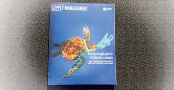 Supply Management is delivered in recyclable poly wrap ©Aubrey Smith