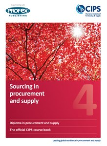 D3 - Sourcing in Procurement and Supply