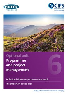 PD5 - Programme and Project Management Course Book and Recommended Reading