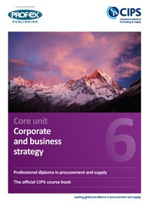 PD2 - Corporate and Business Strategy Course Book and Recommended Reading