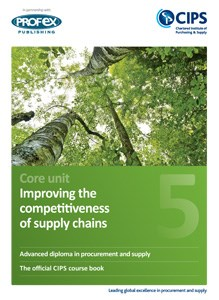 Improving the Competitiveness of Supply Chains Course Book and Recommended Reading