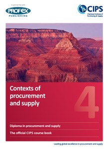 Contexts of Procurement and Supply and Course Book and Recommended Reading