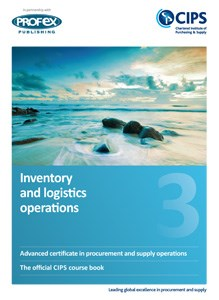 Inventory and Logistics Operations Course Book and Recommended Reading