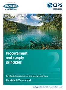 Procurement and Supply Principles Course Book and Recommended Reading