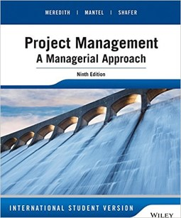 Project Management - a Managerial Approach