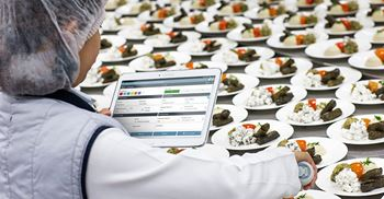 """A very professional concept,"" the CIPS MENA judges said of EKFC's procurement ©Emirates Flight Catering"