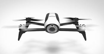 Using data gathered from cars and bicycles, drones can be taught to navigate ©Damien Beuvin