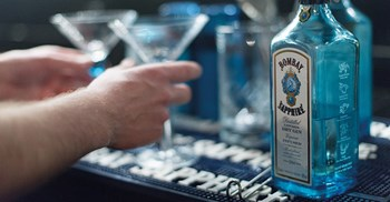 After being used to flavour the gin, Bombay Saphhire's 10 botanicals have two further uses