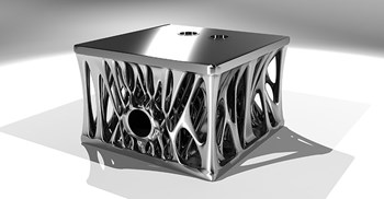 Generative design enables a new range of production and design options ©Autodesk