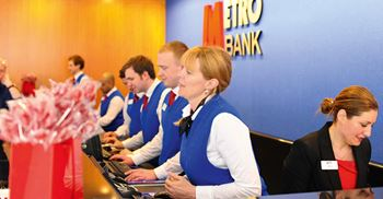 Metro Bank's procurement team has joined others in using FSQS to tackle GDPR ©Philip Hartley/Metro Bank
