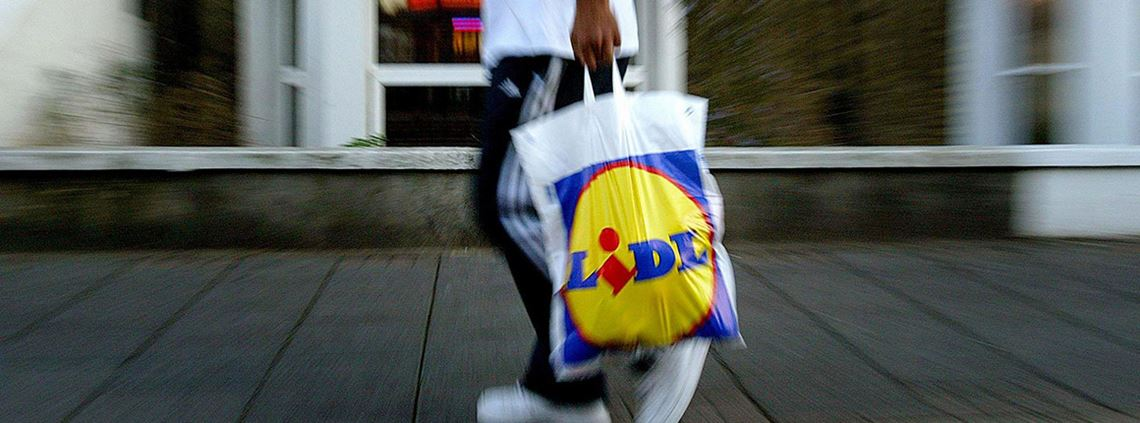 Just 71% of Lidl's plastic packaging is widely recyclable, said Which? © PA Images
