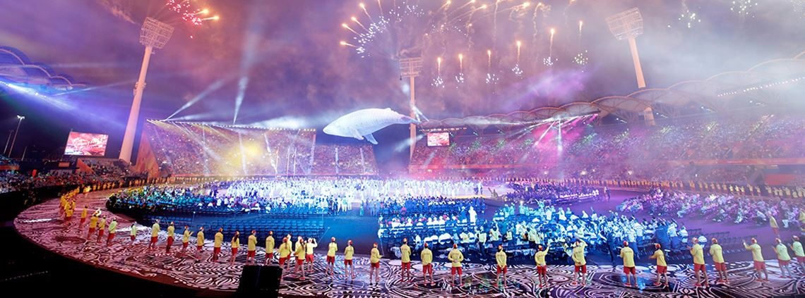 Social procurement at the recent Commonwealth Games still had room for improvement ©Martin Rickett/PA Images