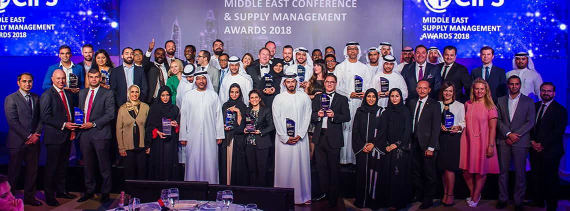 The awards followed the CIPS Middle East Conference © Musthafa Photography