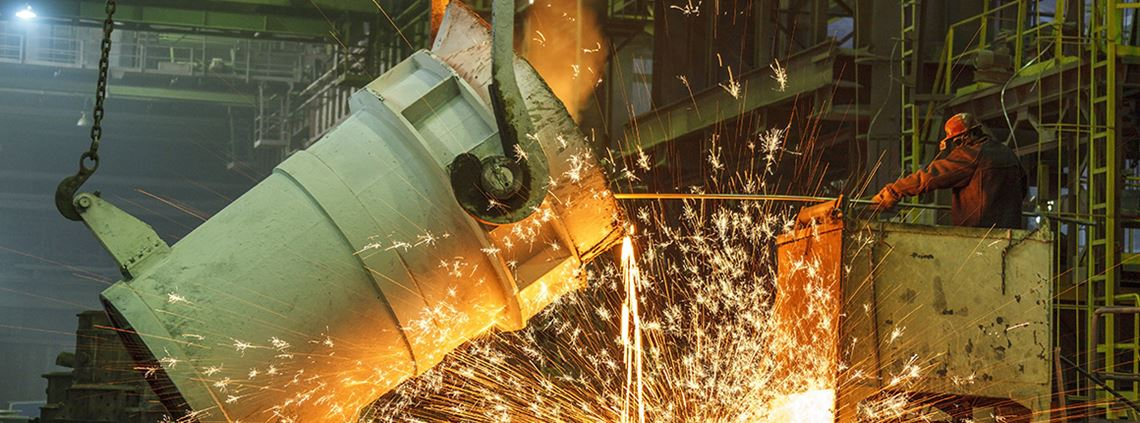 Steel is among the commodities where prices have risen ©PA Wire/PA Images