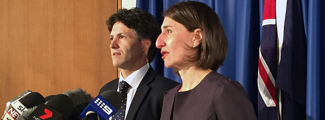 Premier Gladys Berejiklian said the the policy would create jobs of indigenous people ©PA Images