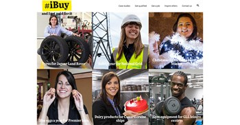 The #iBuy website: Best Student Engagement Project winner
