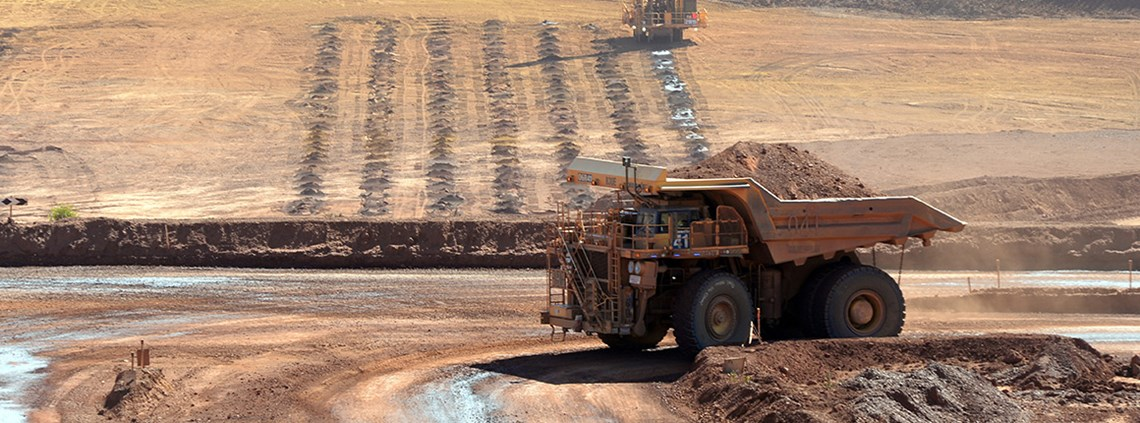Australia produces 18 of the 25 minerals in a mobile phone © AAP/PA Images