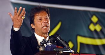 New PM Imran Khan may not have the cash to push through is welfare policies ©ZUMA Press/PA Images