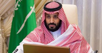 Saudi Arabia accused Canada of overt and blatant interference in its affairs ©ABACA/PA Images