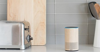 Smart speakers like the Echo could take the burden of choice away from consumers ©Amazon
