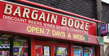 KPMG is questioned over 2017 audit of Bargain Booze-owner Conviviality ©Mark RIchardson/Alamy Stock Photo