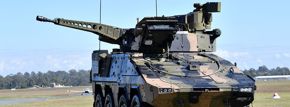 The MoD has been criticised for selecting a new armoured personnel carrier without a competitive tender ©PA images