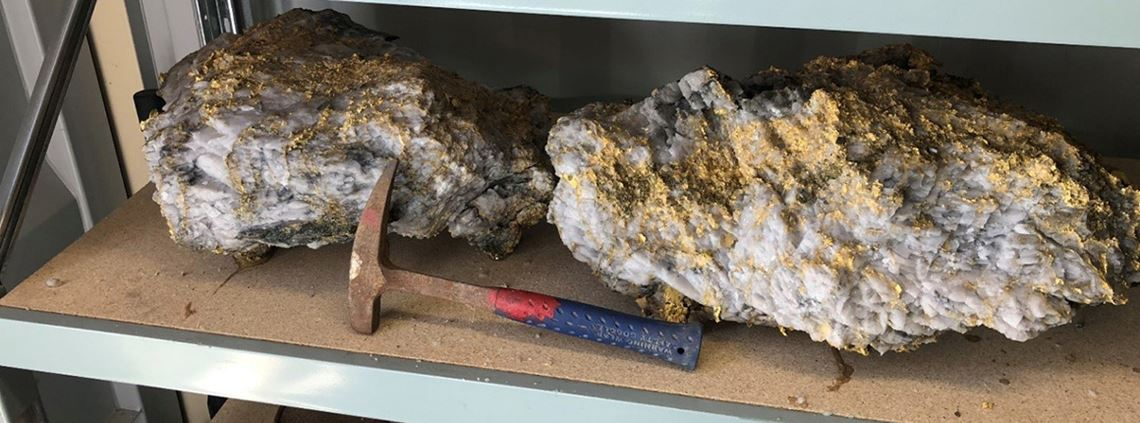 Gold worth $C15m has been found at the Beta Hunt Mine © RNC Minerals