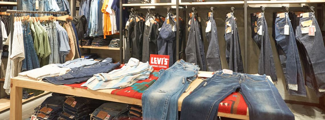 Levi Strauss says its new organisation will allow it to fully leverage innovations ©123RF