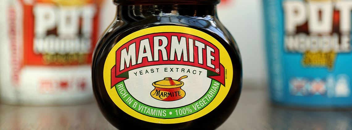 Unilever owns a number of well known brands, including Marmite. Credit: PA