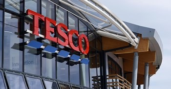 The retailer had the most improved supplier relationships for the third successive year in a June survey by the groceries code adjudicator. ©Tesco PLC