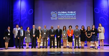 Delegates mooted a continent-wide African Public Procurement Network ©GPPC 2018/Inter-American Development Bank