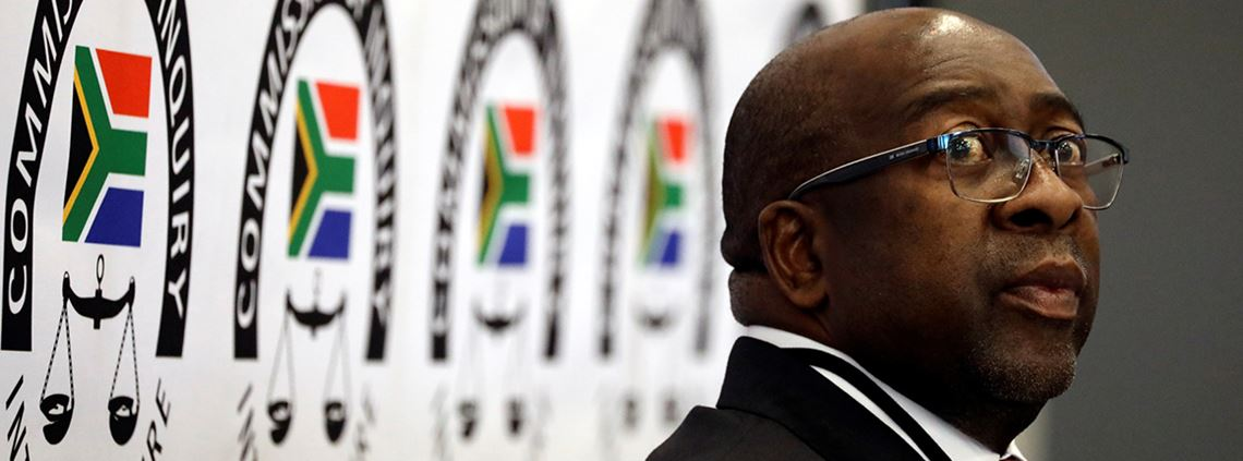 Finance minister Nhlanhla Nene admitted he had made mistakes ©REUTERS/stock.adobe