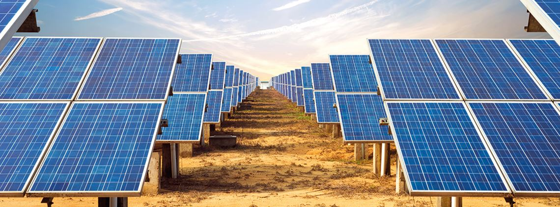 UK renewable energy investor Quercus has pulled out of a £500m solar plant in Iran ©Adobe Stock