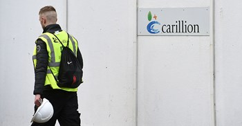 Following Carillion's demise, the government is developing a 'playbook' to guide public outsourcing © PA Images