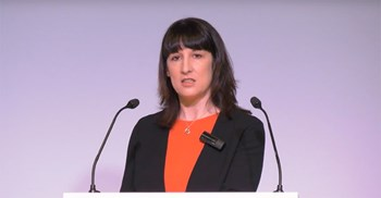 Doing nothing is 'no longer an option', said Labour MP Rachel Reeves © ICAEW