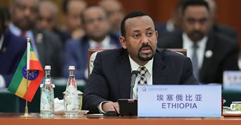 Prime minister Abiy launched the investigation to look into wrongdoings of the previous administration ©Xinhua News Agency/PA Images