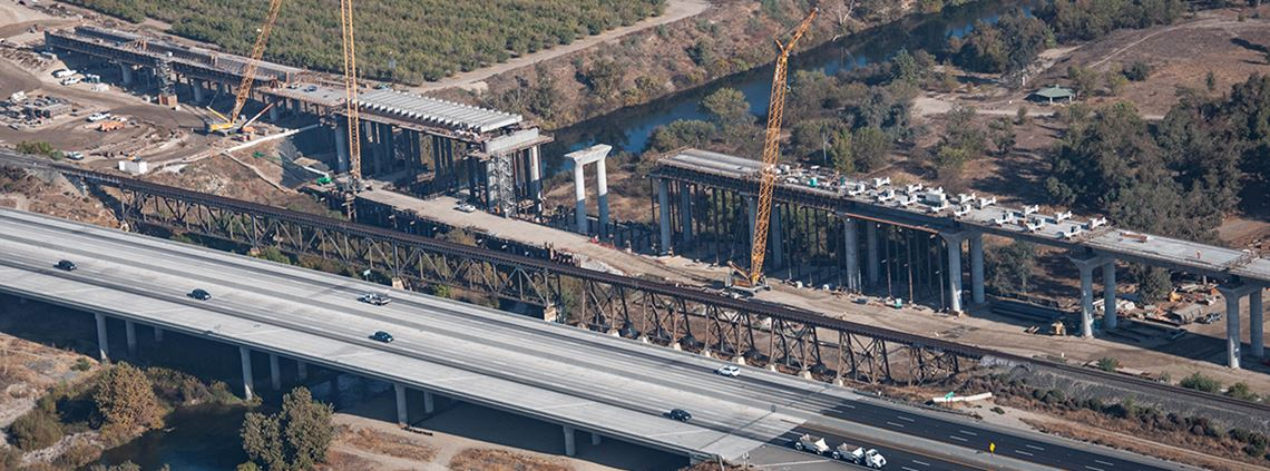 Lack of contractor oversight is expected to push project costs to $77bn © State of California