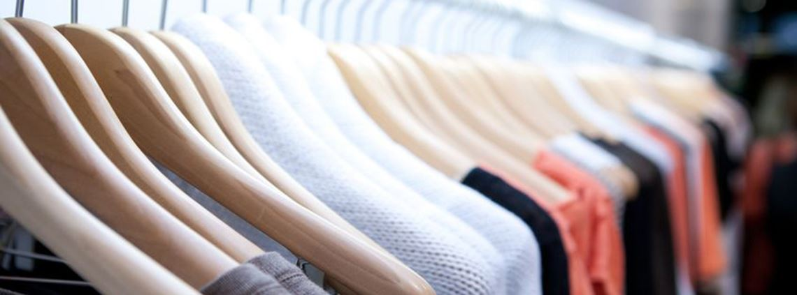 The initial target for the fashion industry is to reduce emissions by 30% by 2030 © 123RF