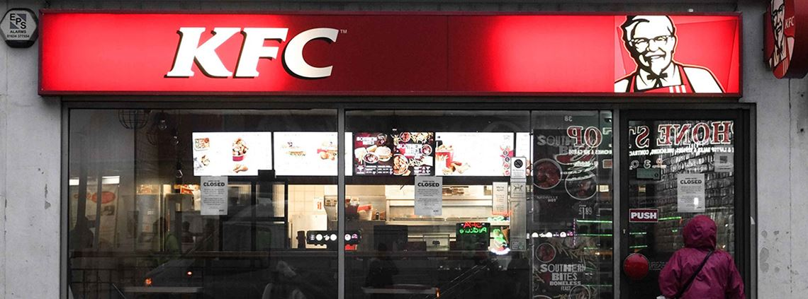 The chicken shortage at KFC was described as an important tender and procurement case study © PA Images