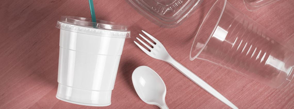 As part of the strategy, all single-use plastics will be removed from the central government estate by 2020 © 123RF