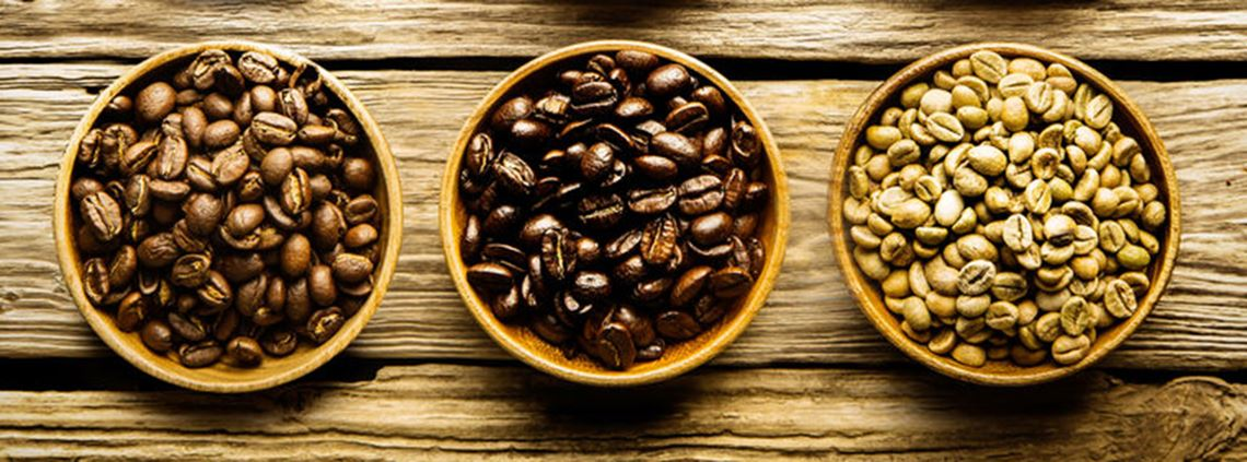 There are 124 species of coffee © 123RF