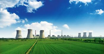 Zouxian power station in Shandong province used clean coal technology ©China Huadian Corp