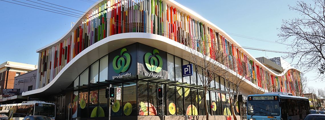 Woolworths has joined BCA's Supplier Payment Code committing to pay small firms within 30 days © Brendon Thorne/Bloomberg via Getty Images