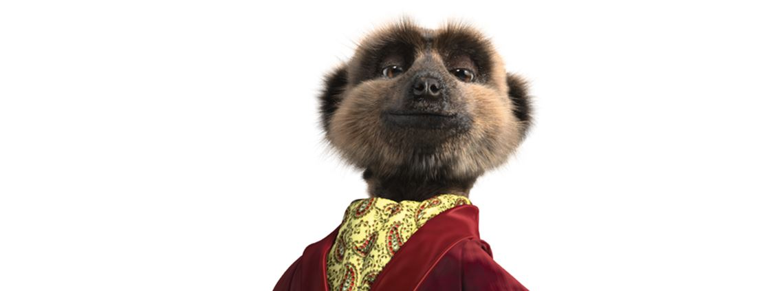 Lessons on engagement from Aleksandr the meerkat? Simples © Compare the Market
