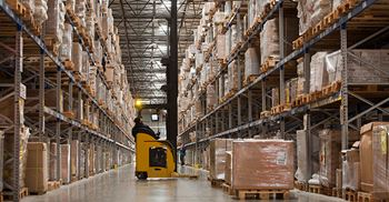 Expect disruption in warehousing from start-ups looking to meet demand © Getty Images