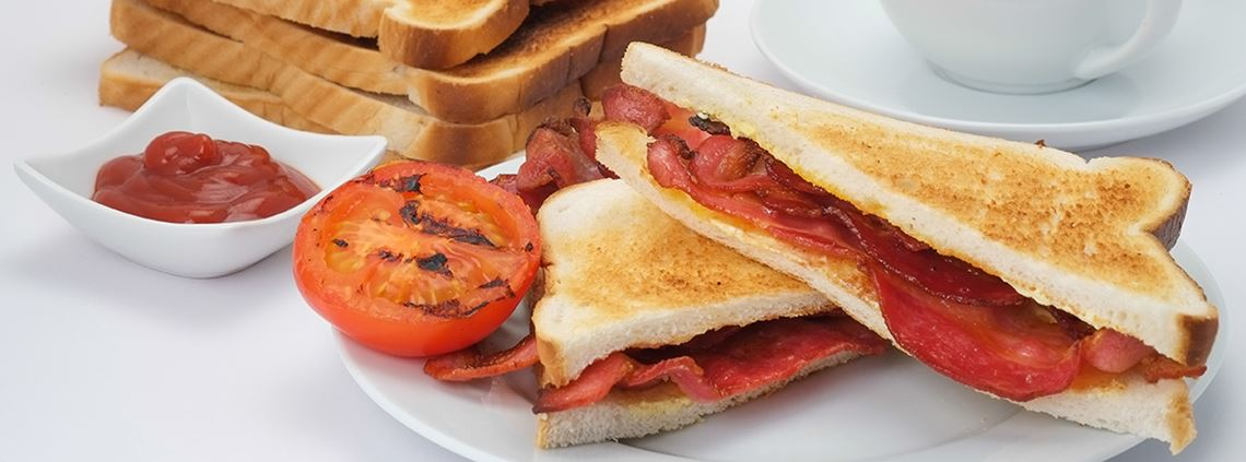 The Contractor is to provide Heinz Tomato Ketchup to complement the bacon sandwiches © Getty Images